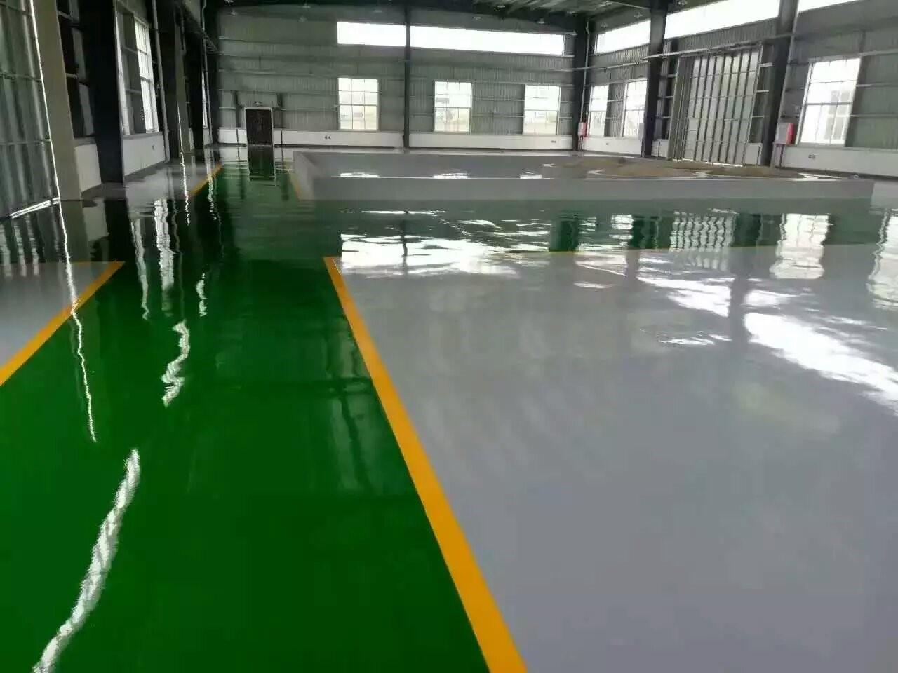 江西(混凝土)地坪涂料工程生产供应商