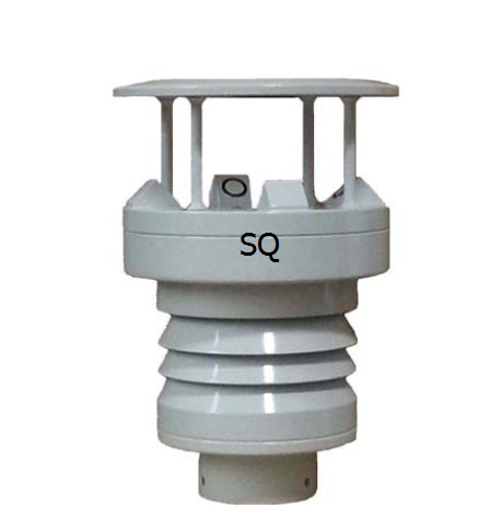 圣启SQ超声波一体化自动气象站