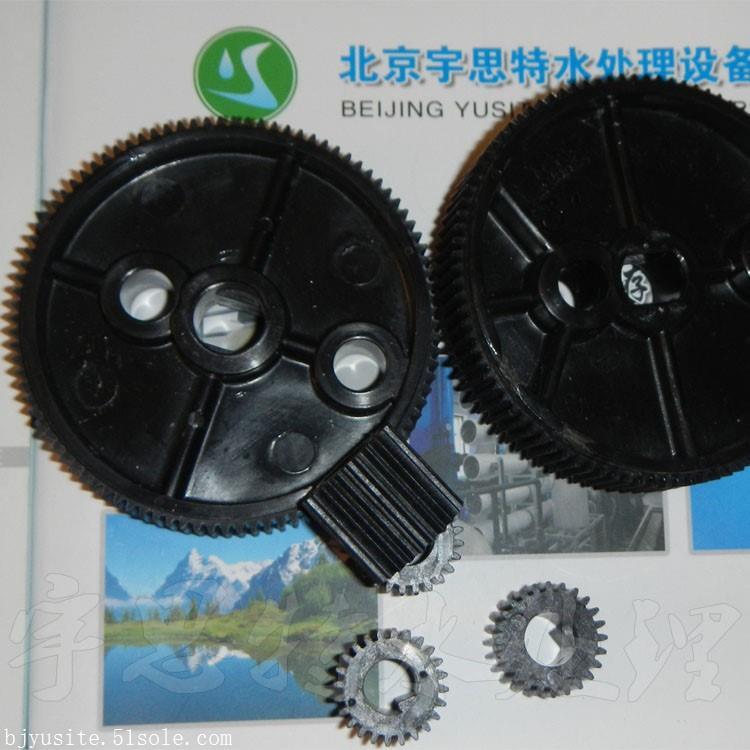 美国富莱克FLECK3150 3900控制阀大小齿轮 驱动电机配件多少钱