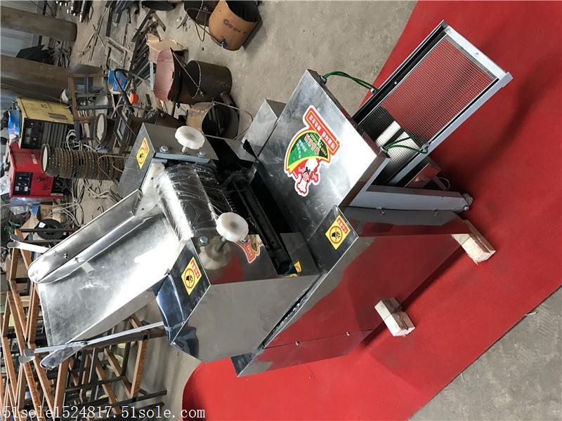 唐山市膨化芝麻条江米条机上糖做法