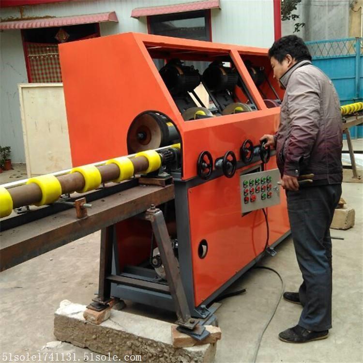 义乌厂家直销四组多工位抛光机商用设备