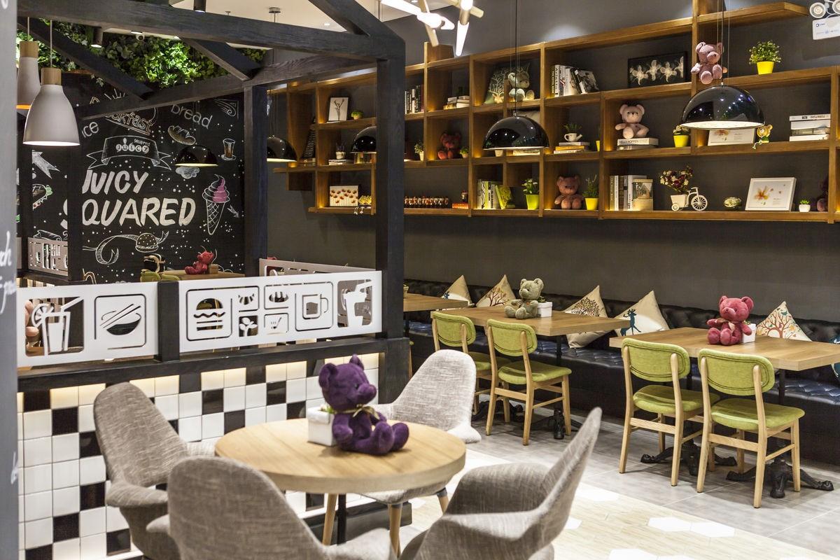【郑州案例房装修设计蛋糕报名,郑州面包哼哈匠家具设计展示图片