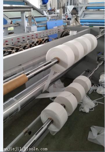 常州厂家生产毛巾机 超细纤维分切机,横切竖切均可一次成型,质优