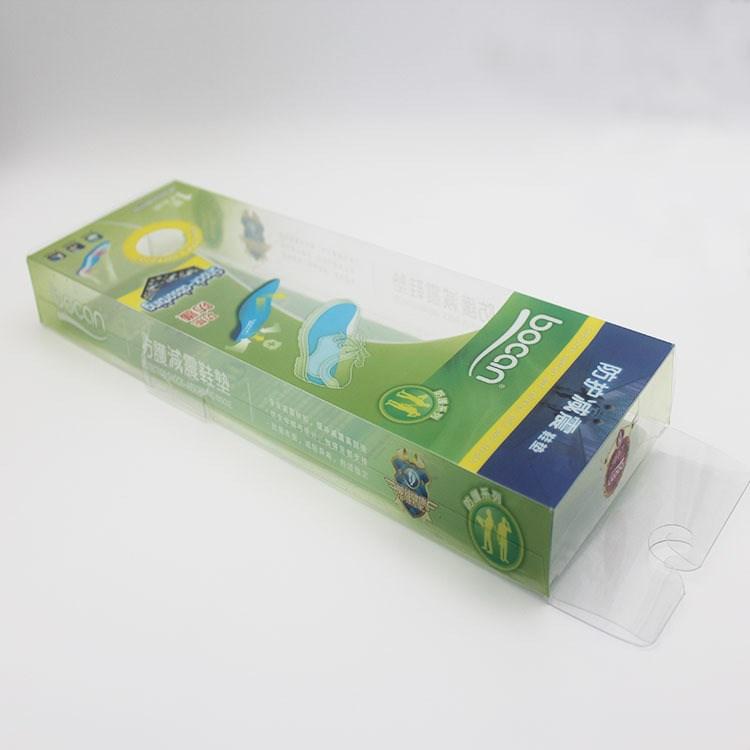 深圳意思厂家 pvc塑胶包装盒 透明PET包装盒