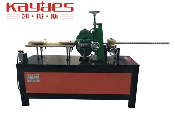凯得斯波浪管成型机 压波浪管机不锈钢管成型机