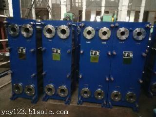 液压设备板式换热器