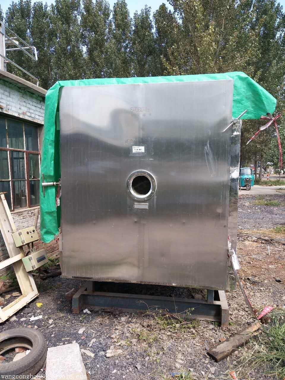 二手冷冻式真空干燥机 二手东富龙冻干机 二手5平方冷冻式真空干