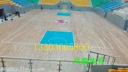 双鑫体育馆运动木地板拥有良好的运动保护性能