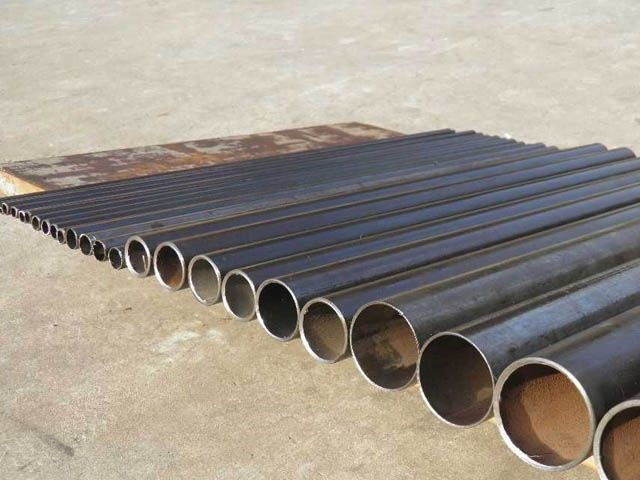焊接钢管厂家规格表