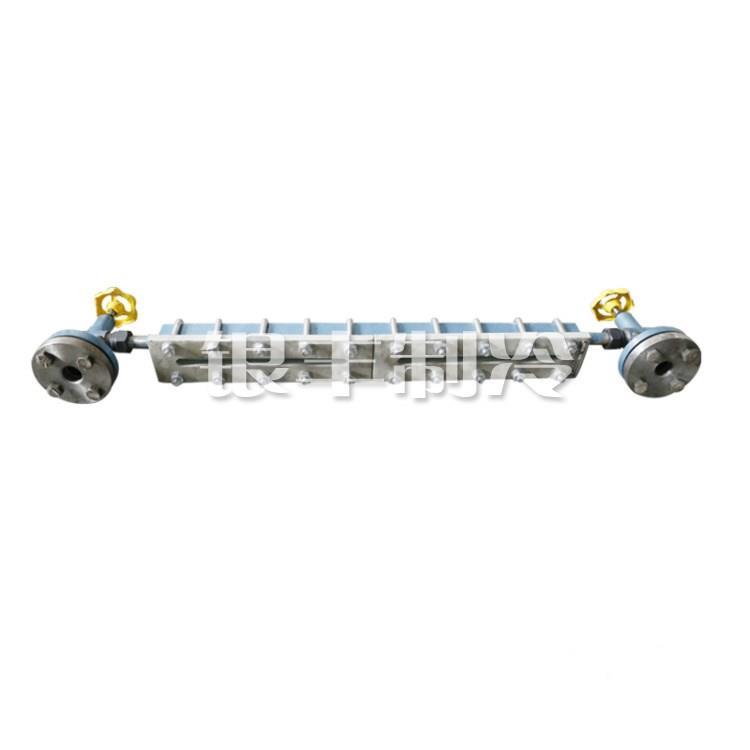 氨循环用液位制冷硅胶监控桶高储板式液位计图低压g41.5wacdc图片
