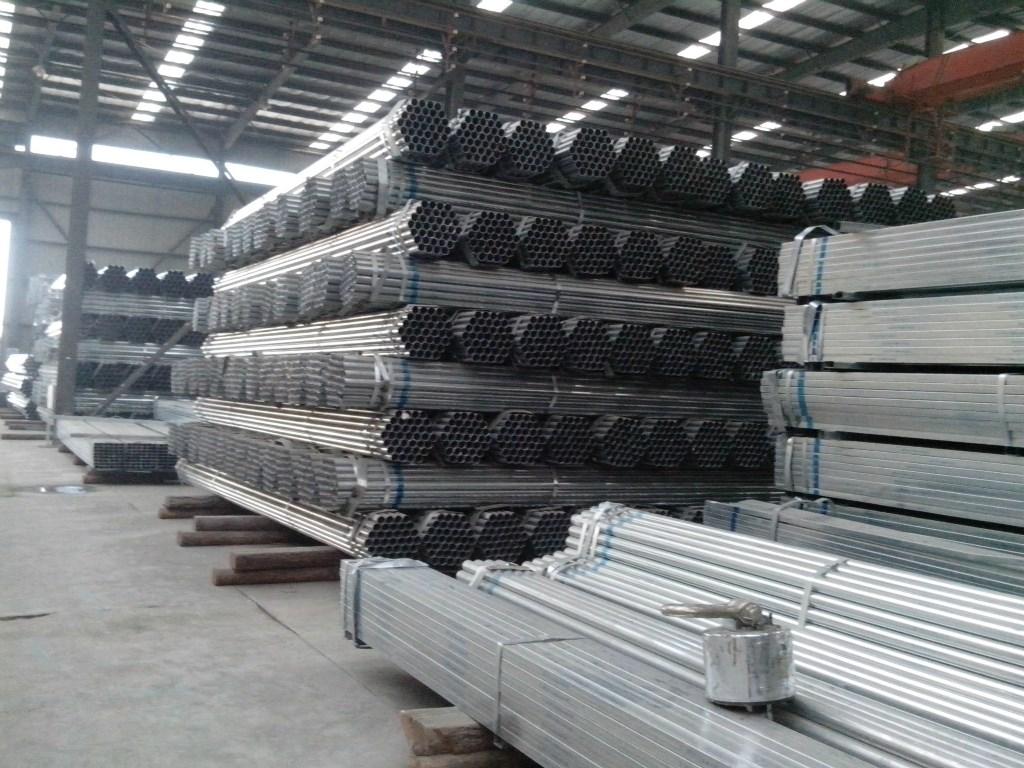大棚钢管 市场环境