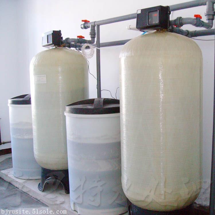 北京宾馆酒店软化水处理设备 软化水设备控制阀维修及配件更换
