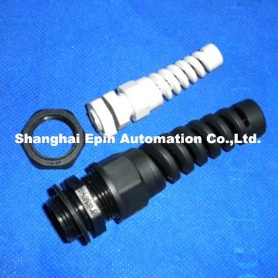 EPIN防弯折护套尼龙电缆接头(cable gland)