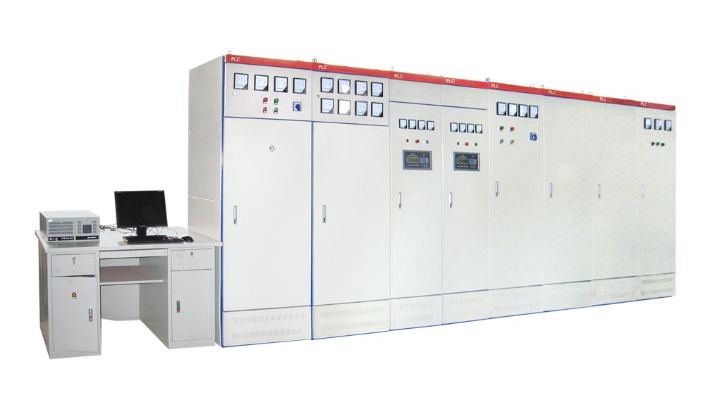 厂家定制成套PLC控制柜 自动化控制柜