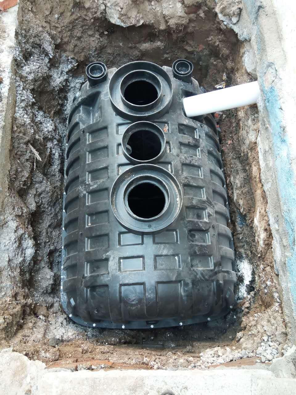 供应天津农村厕所改造三格化粪池|1.5立方