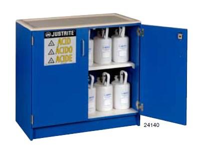 Justrite 24140胶合板安全柜/高耐腐蚀性安全柜 24120