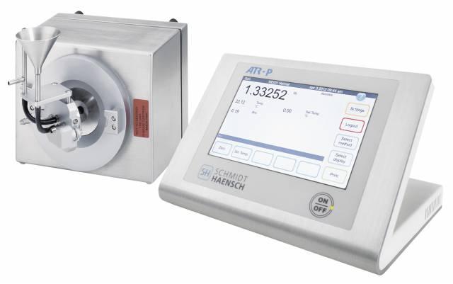 德国S H制糖行业实验室自动折光仪ATR