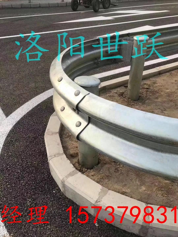 青岛烟台日照枣庄防撞护栏公路防撞景区护栏现货供应定做