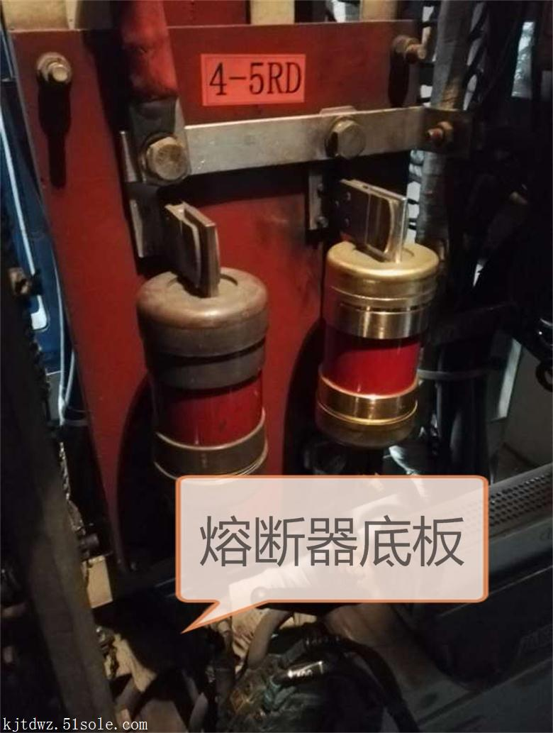 RM10熔断器按装底座