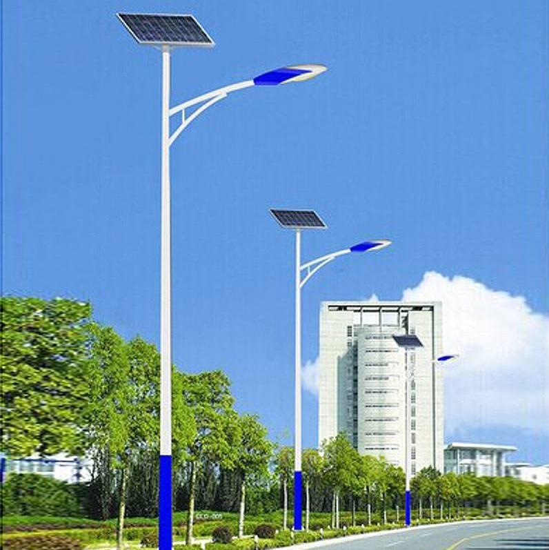 6米锂电池太阳能路灯多少钱 新农村太阳能路灯厂家批发