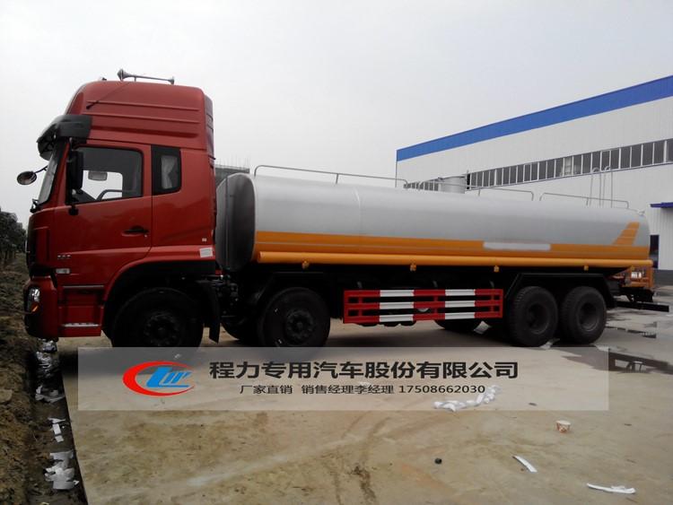 梅州东风绿化洒水车生产厂家