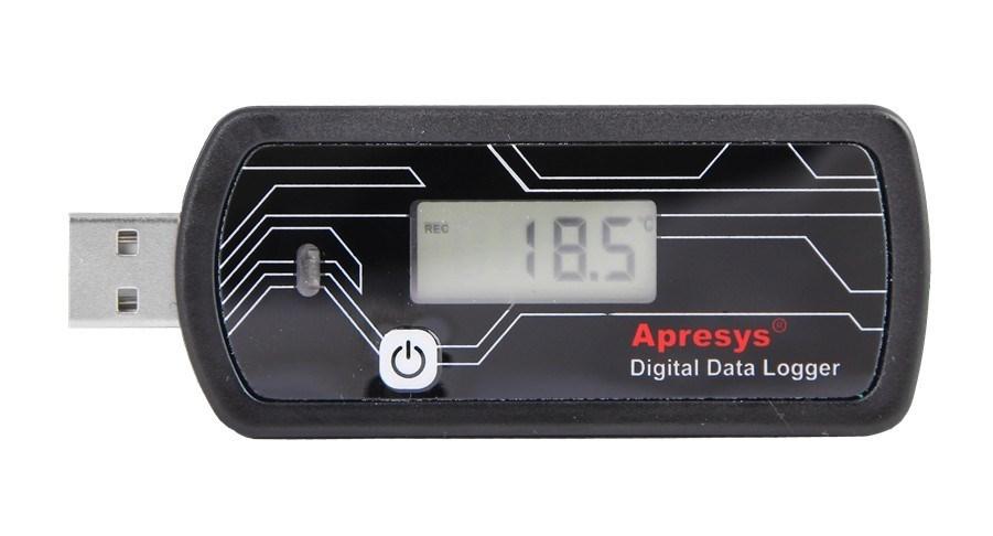 袖珍式温湿度记录仪179-DTH 美国Apresys