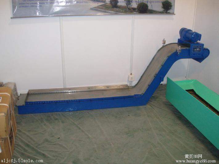 磁性机床排屑机的主要配置有哪些