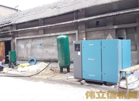 武汉哪儿有喷砂设备出租