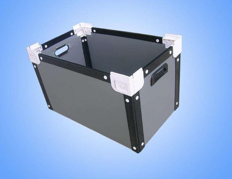 惠州钙塑箱厂家教你如何选择适用的塑料周转箱