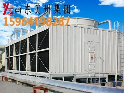 天津方形横流冷却塔 贝州供 方形横流冷却塔厂家
