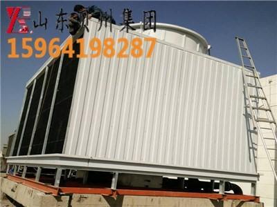 陕西方形冷却塔/方形逆流冷却塔厂家/贝州供