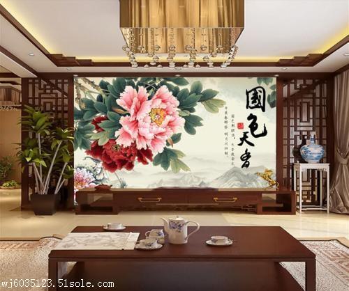 广州2030大型UV平板打印机集成背景墙集成木塑墙板
