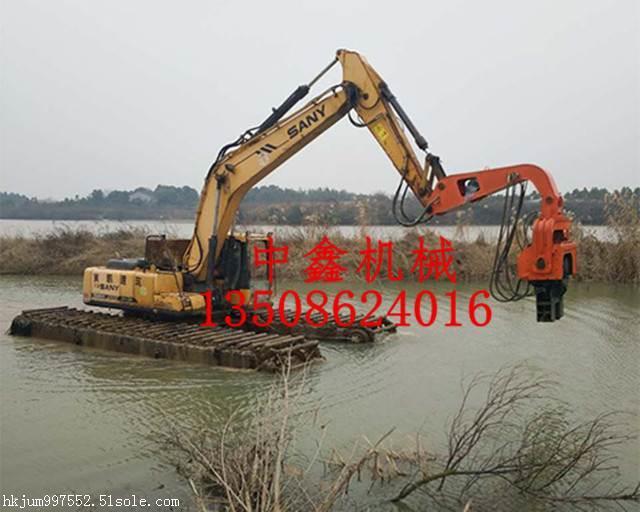 水陆挖掘机厂家新批发价格