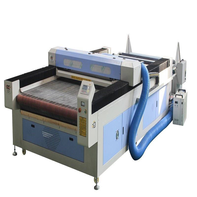 供应激光裁布机 布艺沙发裁剪机全自动电脑裁床 自动上料