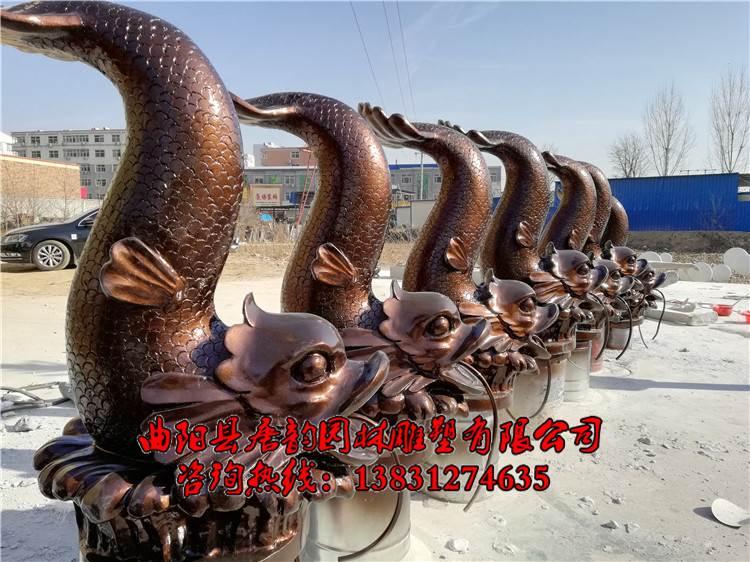 大型荷兰风车雕塑摆件,雕塑厂家定制