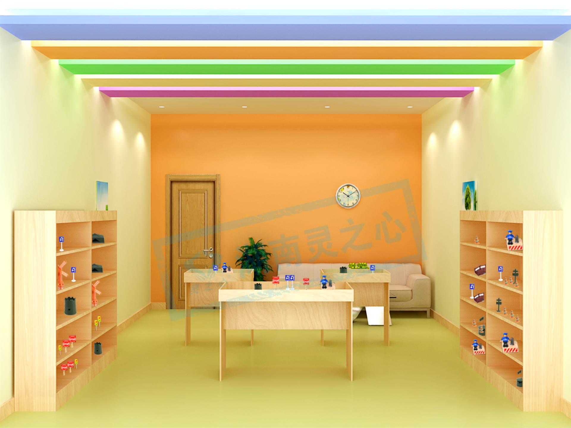 心理咨询室心理沙盘沙具模型系统
