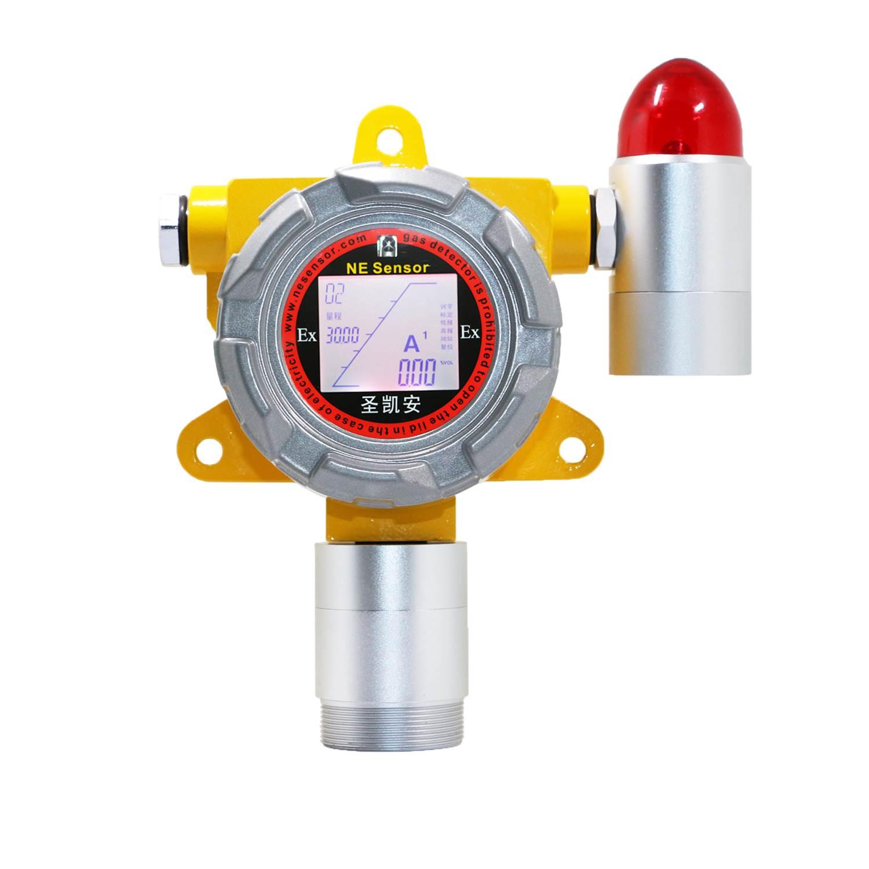 固定式VOC气体浓度实时检测装置挥发性有机物检测厂家