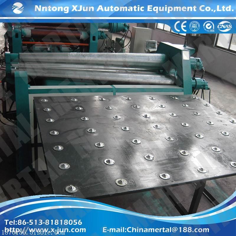 山东卷板机MCLW12XNC-12X2000数控锥体卷制专用卷板机