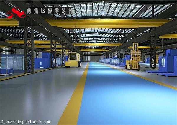 合肥厂房装修 专业水平铸造专业水准