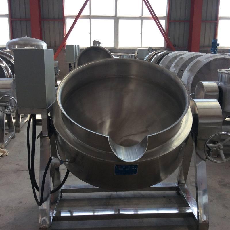 鲁之匠专业生产电加热夹层锅 食用级不锈钢 进口品质 节能环保