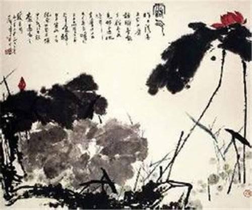 2017年潘天寿字画高价和低价