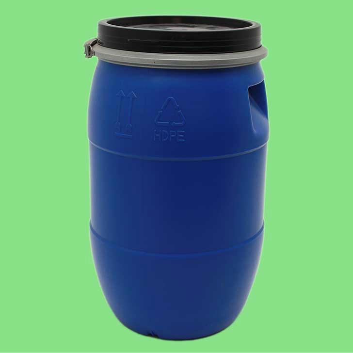 专业生产塑料包装桶化工罐铁箍罐