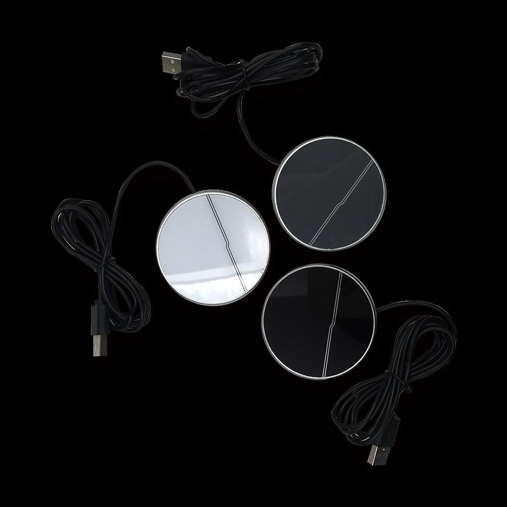 促销款Qi标准无线充电器