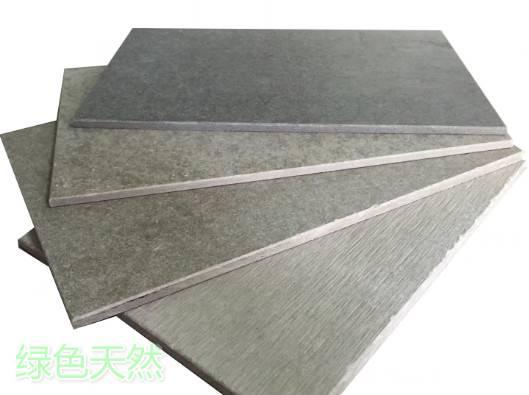 纤维水泥木纹板在房屋建设时整套的安装加工方法