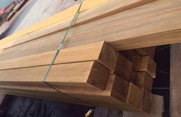 巴劳木加工厂家 巴劳木防腐木板材