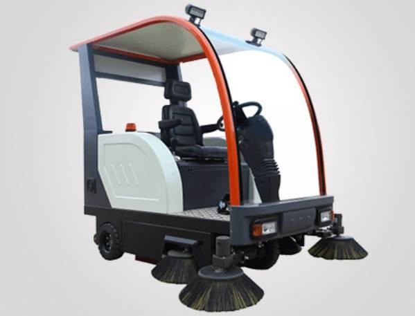 北京电瓶式洗地机