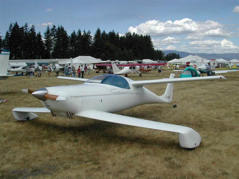 Quickie系列鸭翼轻型飞机火热开售