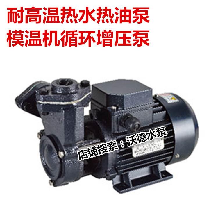 AT-A0F(L)泵0.37KW耐高温热水泵200度高温油泵轮回泵模温机泵