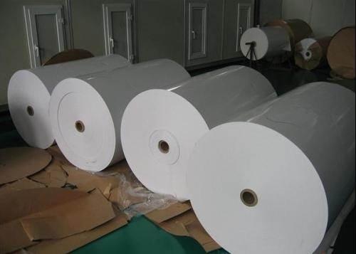 化工单面淋膜纸 楷诚食品淋膜纸厂家