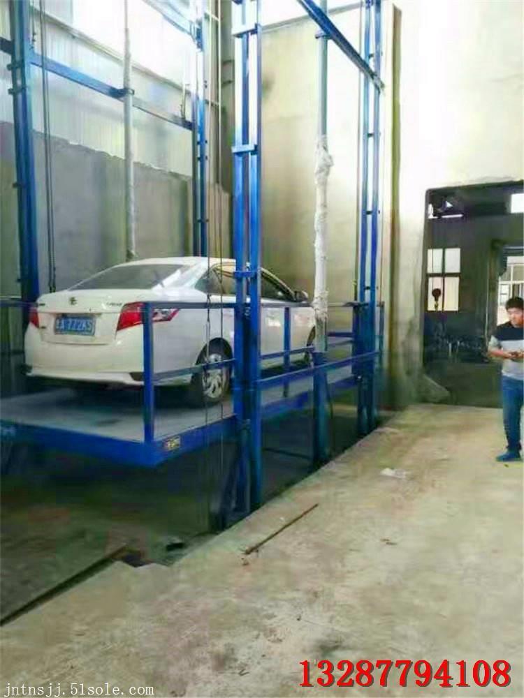 烟台地下车库升降机-双层车库升降平台坦诺生产厂家图片